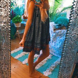 american eagle gypsy dress